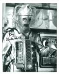 Reg Whitehead (Doctor Who) - Genuine Signed Autograph 7400